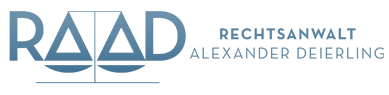 Rechtsanwalt Alexander Deierling · Hamburg  · Versicherungsrecht · Transport- und Speditionsrecht